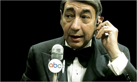 Famous TV Broadcasters: Howard Cosell