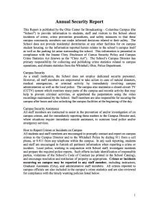 Annual-Security-Report-2014-COLUMBUS