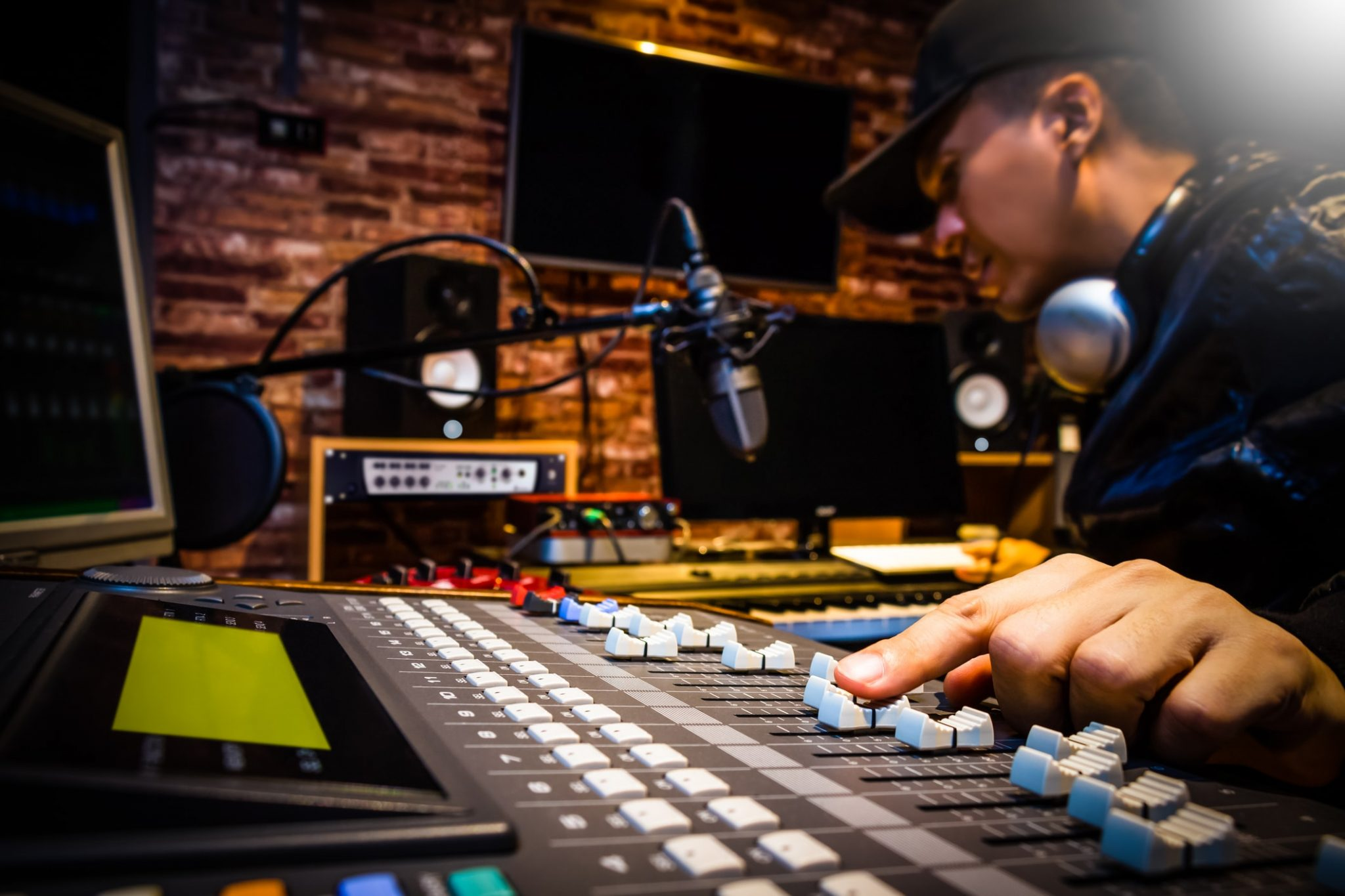 What is Audio Engineering - Be on Air
