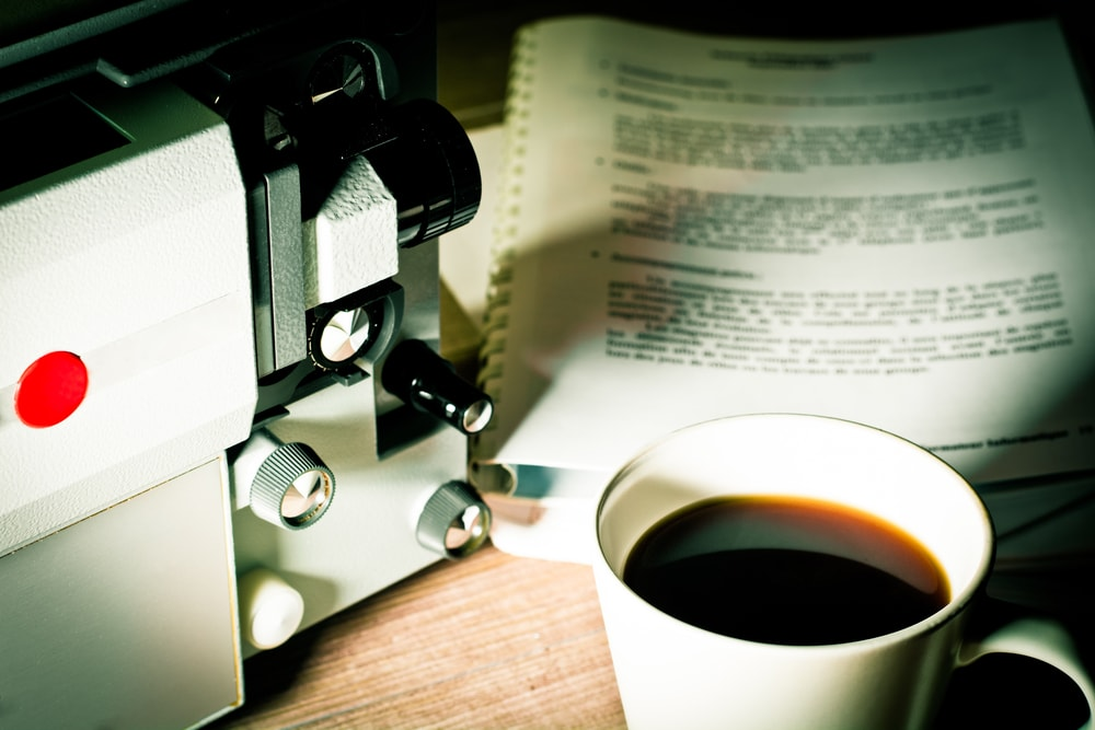 How to Write a Screenplay: Part 2 - Be on Air