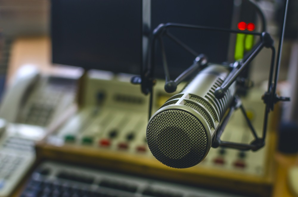 How to develop your radio voice - M&S Media Schools