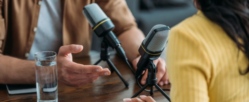 Public Speakers Make Successful Podcasters