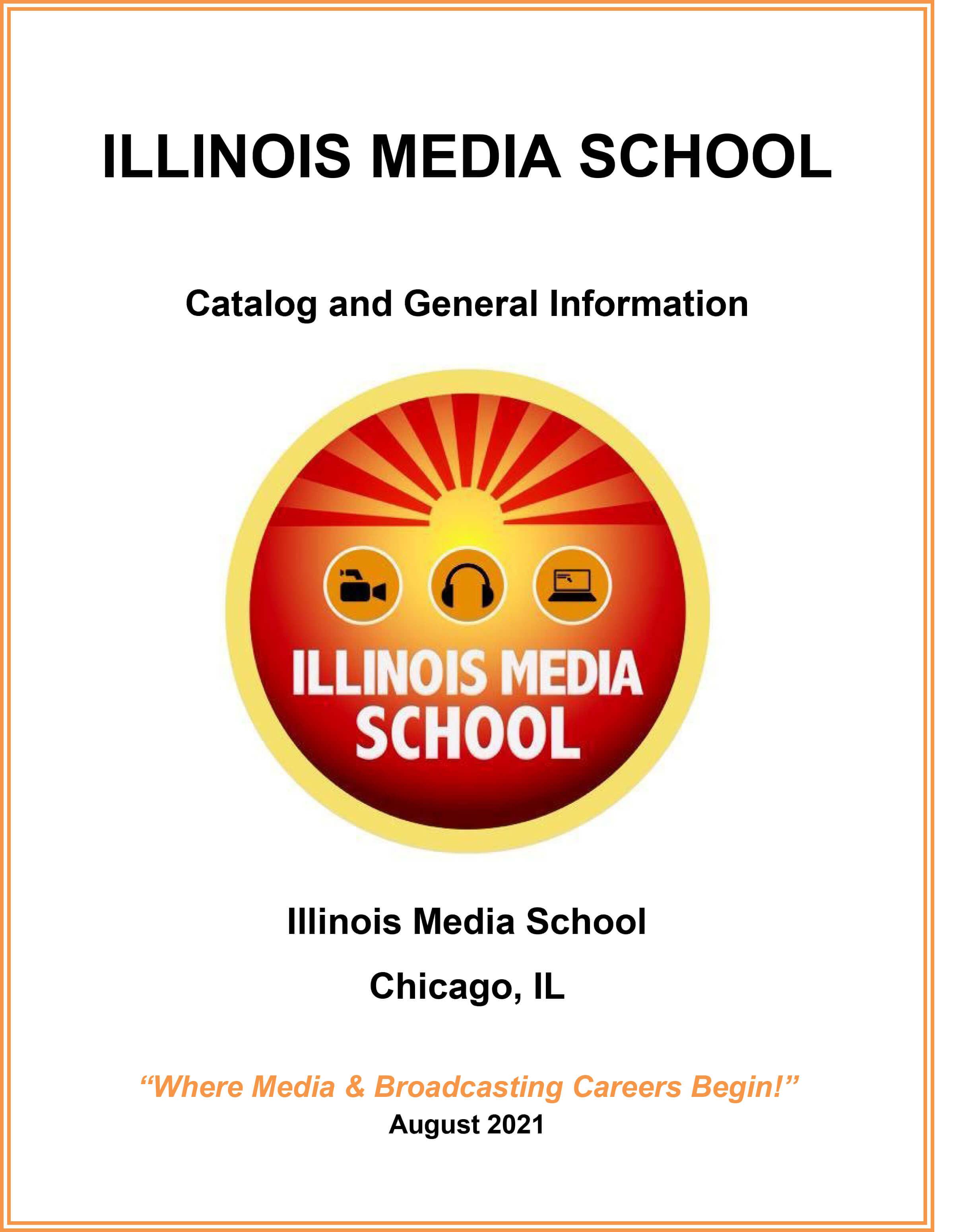 Chicago Catalog 8 2021